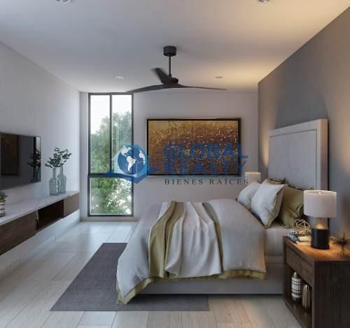 casa en venta en privada, temozon. zona de galerias cv-5069