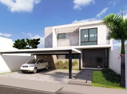 casa en venta en privada zelena, norte de mérida cv-6179