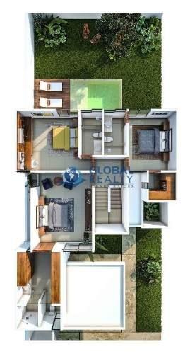 casa en venta en privada, zona cholul - conkal. cv-4948