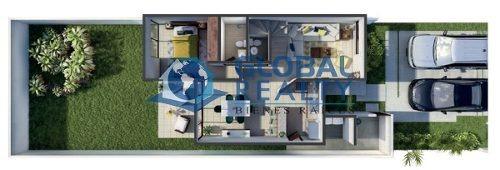 casa en venta en privada, zona cholul - conkal. cv-5020