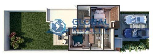 casa en venta en privada, zona cholul - conkal. cv-5021
