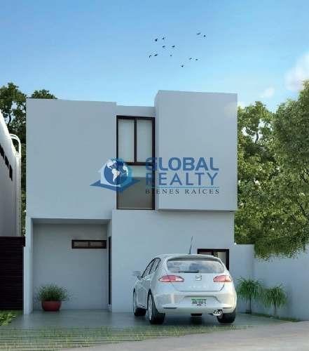 casa en venta en privada zona cholul-conkal, esquina cv-5022