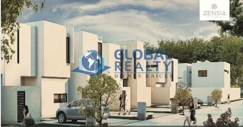 casa en venta en privada, zona de universidades. cv-5018