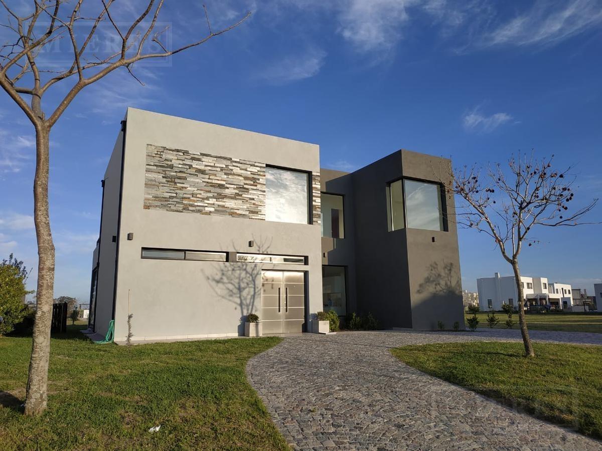 casa en venta en puertos barrio  vistas