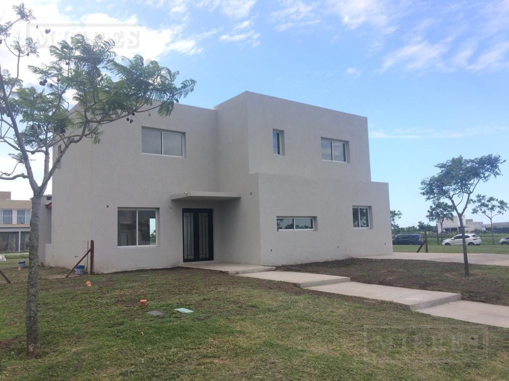 casa en venta en puertos barrio vistas con renta