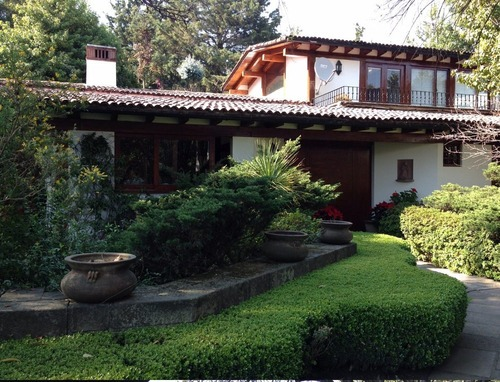 casa en venta en rancho san francisco con acabados de lujo, álvaro obregón