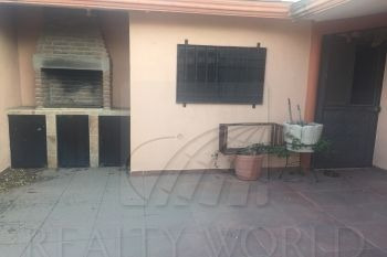 casa en venta en real del valle 1 sector, monterrey