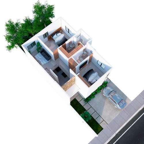 casa en venta en real montejo, con membresia al club cv-5106