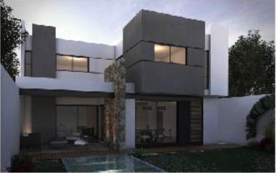 casa en venta en residencial estoa ubicado en conkal!!!!