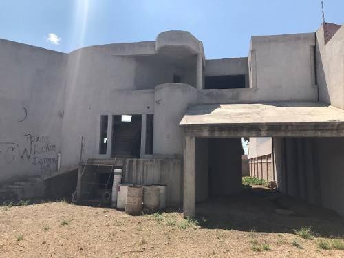 casa en venta en residencial la florida (en obra negra)