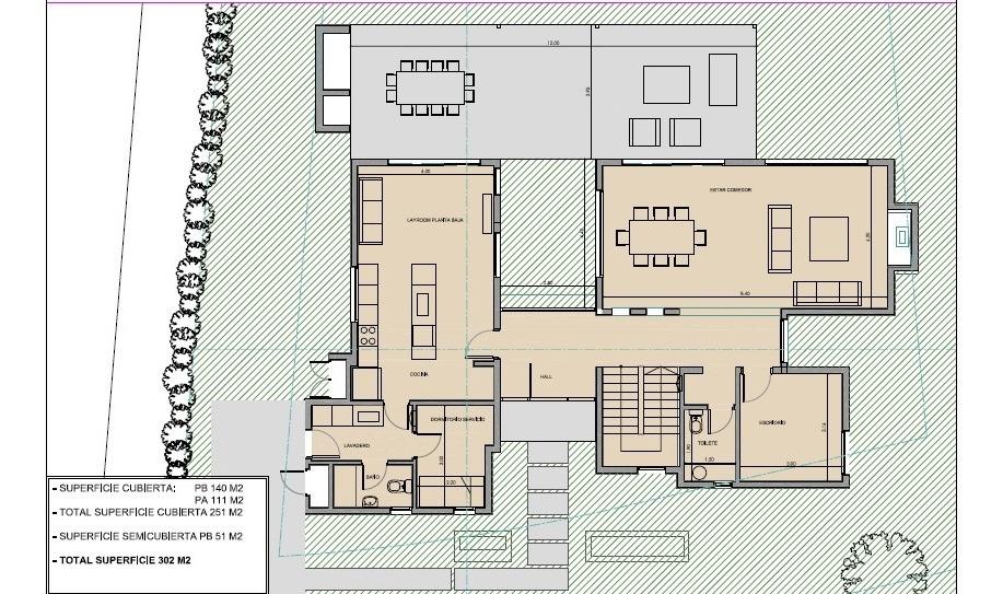 casa en venta en san gabriel