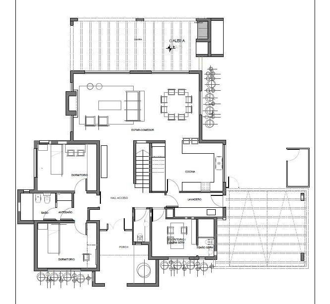 casa en venta en san matias