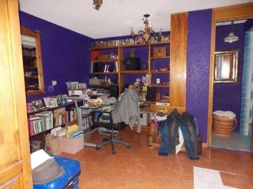 casa en venta en santa cecilia, coyoacan solo recursos propios