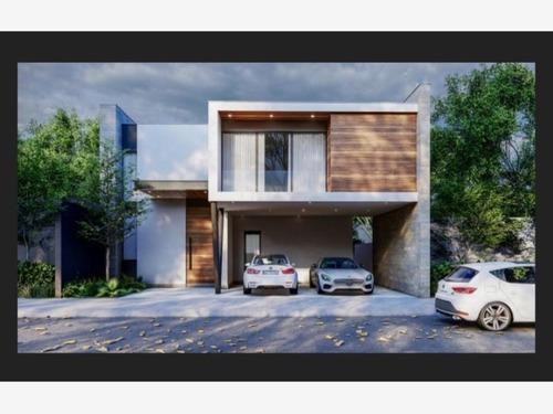 casa en venta en santa isabel, carretera nacional, monterrey, n.l.