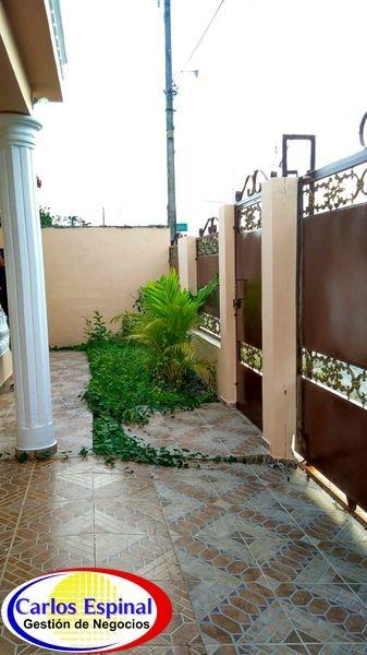 Casa En Venta En Santo Domingo Este Republica Dominicana Ml