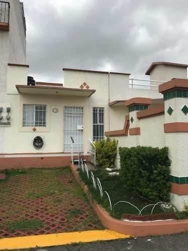 casa en venta en tecamac en villa del real