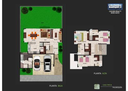 casa en venta en temozon , mérida, yucatán