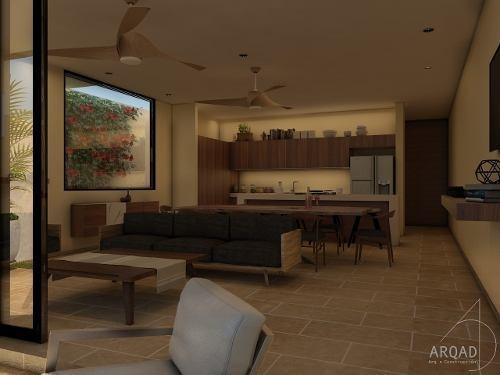 casa en venta en temozon norte, city center cv-6231