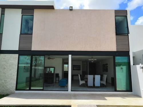 casa en venta en temozón norte, lista para entrega. cv-5538