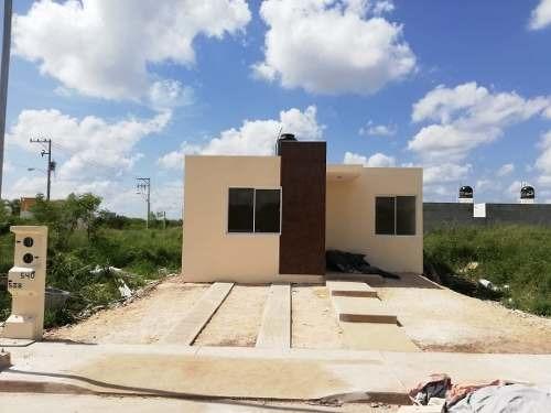casa en venta en tixcacal opichen