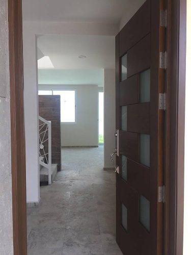 casa en venta en toluca en san buenaventura (casa nueva)