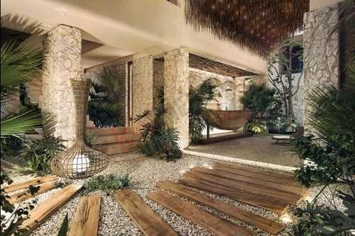 casa en venta en tulum ,con diseño  modular, dentro  de luum  zama.¡con alberca privada!