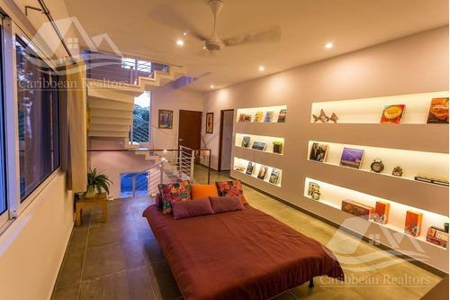 casa en venta en tulum/riviera maya/la veleta