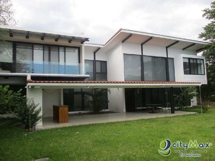 casa en venta en tuscania en condominio privado - pvc-008-05-19