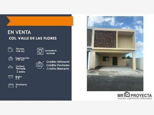 casa en venta en valle de las flores