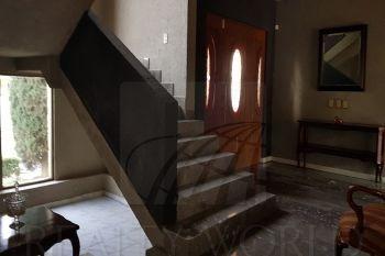 casa en venta en valle de san agustin, monterrey