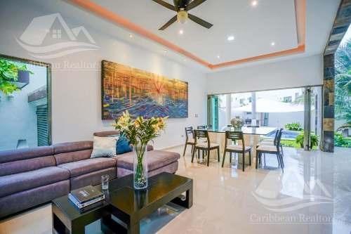 casa en venta en  villa magna cancun