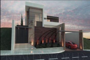 casa en venta en villa montaña 1er sector, monterrey