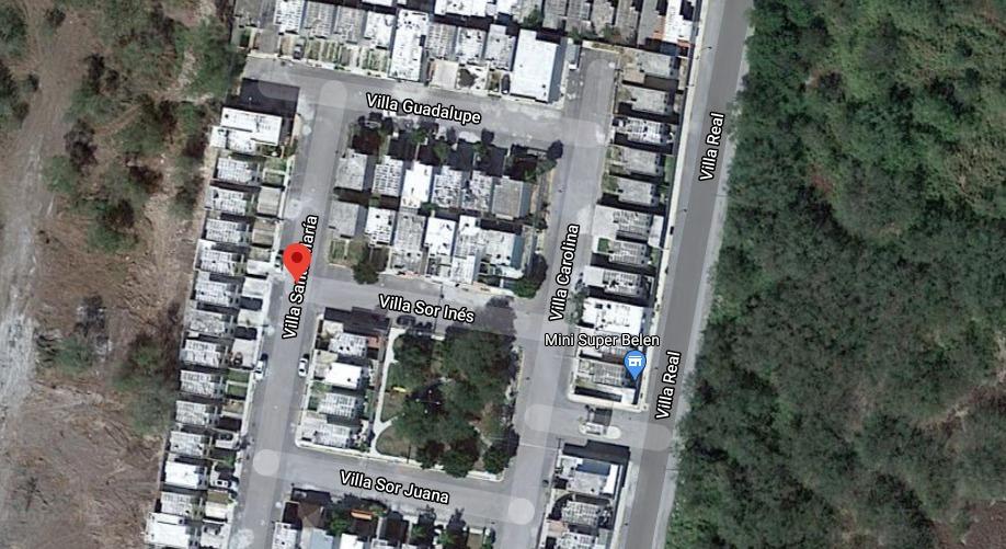 casa en venta en villa real  tamaulipas remate bancario