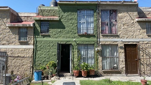casa en venta en villas de ecatepec 2 niveles 2 recámaras