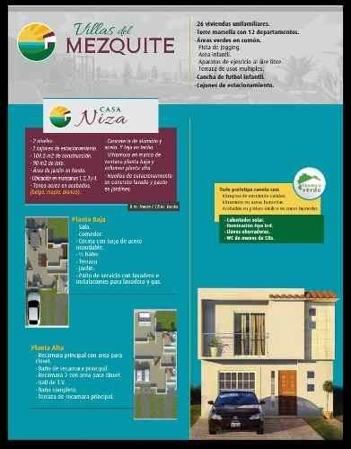 casa en venta en villas del mezquite (soledad)