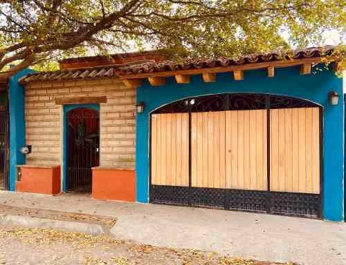 casa en venta en villas providencia, villa de álvarez