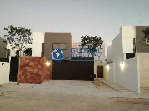casa en venta en zona de cholul-conkal. cv-4590