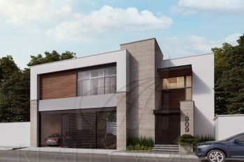 casa en venta en zona palo blanco, monterrey