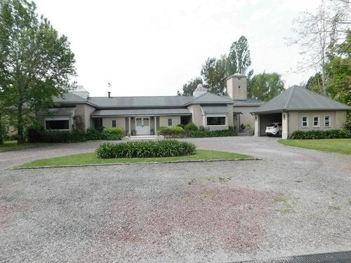 casa en venta - farm club- pilar