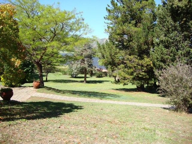 casa en venta  fondo al lago, hermosa, 10.000 mt2 de parque
