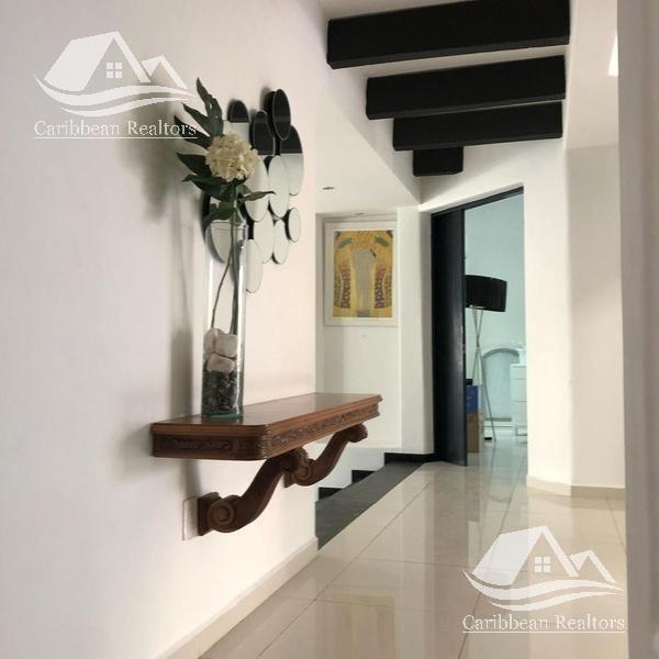 casa en venta isla dorada cancún / zona hotelera