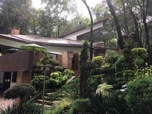 casa en venta la mandrágora, club de golf méxico, tlalpan