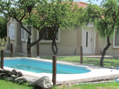 casa en venta las moreras - merlo san luis - con piscina