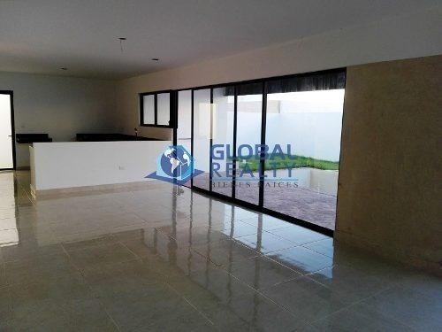 casa en venta lista para habitar en real montejo. cv-4580