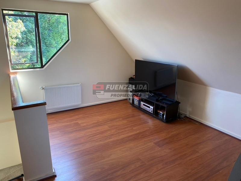 casa en venta, mall arauco-longitudinal