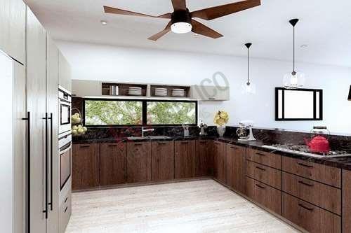 casa en venta merida yucatan, zona norte con alberca en privada