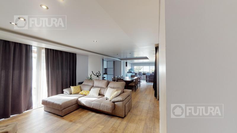 casa en venta moderna en  puerto roldán - sobre lote 209