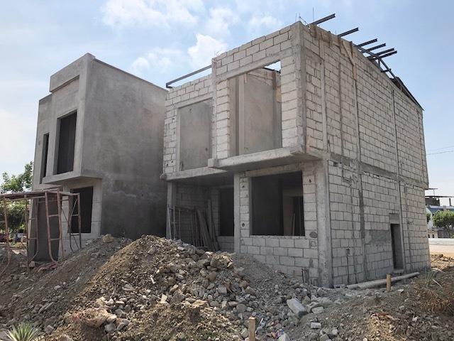 casa en venta norte de guayaquil urb. geranios 1