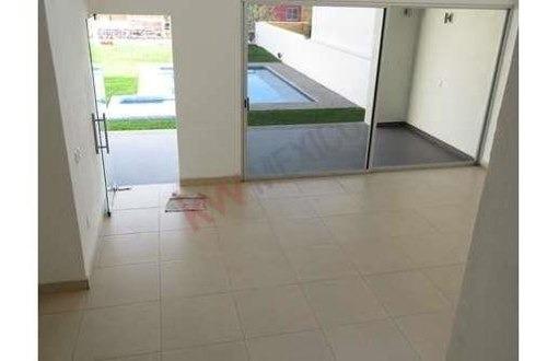 casa en venta nueva en fraccionamiento con seguridad