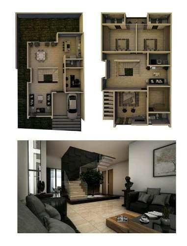 casa en venta nueva en monterra residencial